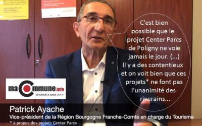 Interview de P Ayache sur MaCommune.info